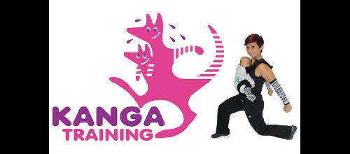 Kanga – mit Baby in Bewegung